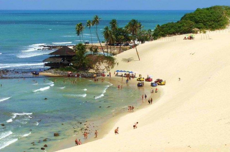 Passeios em Natal: Praia de Genipabu