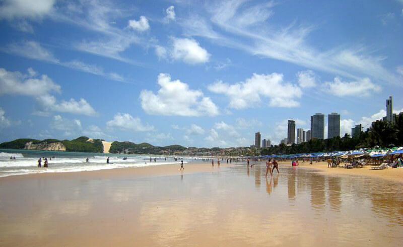O que fazer em Natal: Praia Ponta Negra