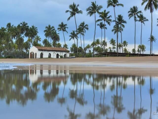 Praia de São Miguel dos Milagres em Maceió