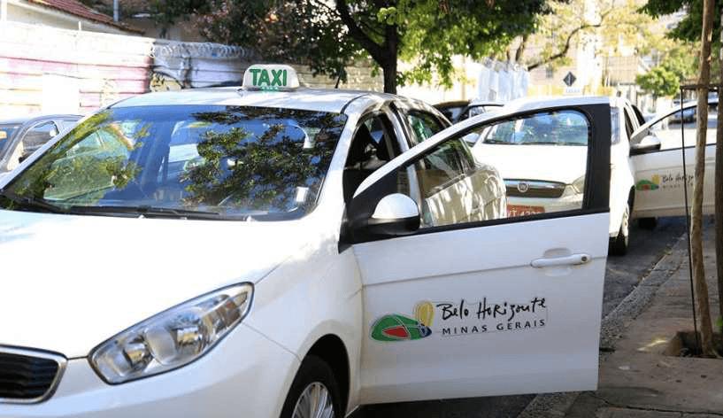 Táxi de Belo Horizonte