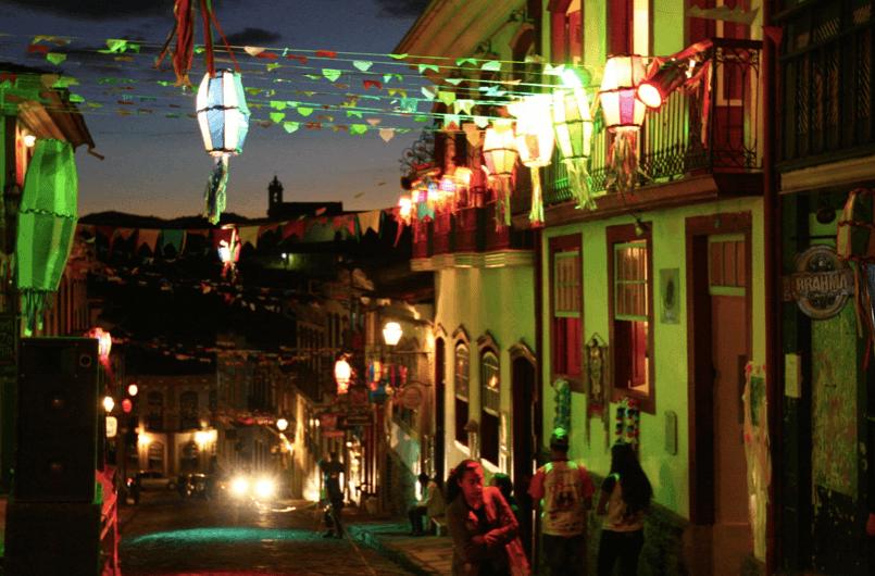 Melhores bares em Ouro Preto