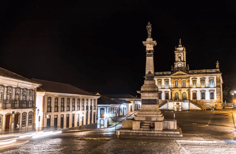 Roteiro de 4 dias em Ouro Preto