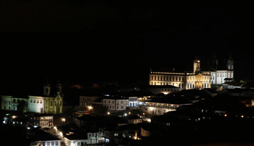 Noite em Ouro Preto