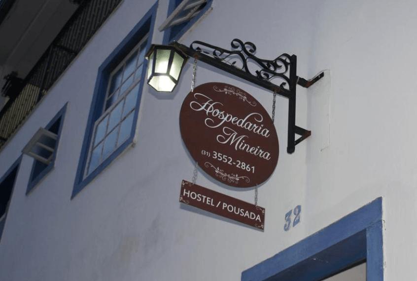 Hospedaria Mineira Hostel e Pousada em Ouro Preto