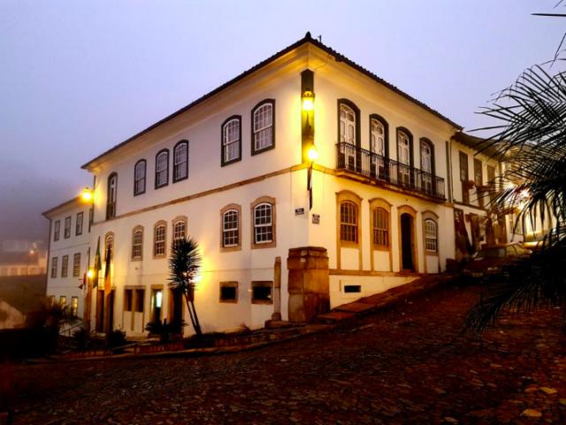 Dicas de hotéis em Ouro Preto