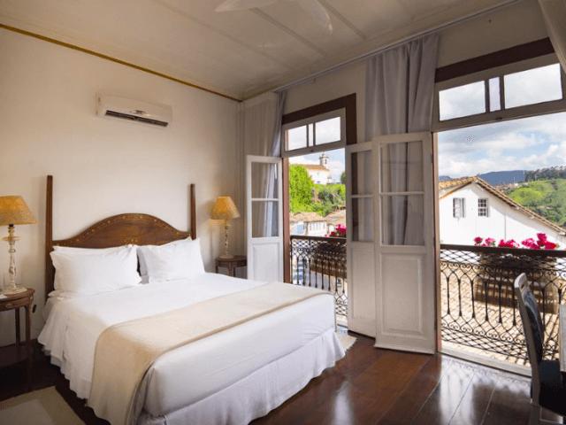 Melhores hotéis em Ouro Preto