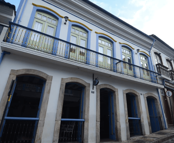 Hotel Pousada Clássica em Ouro Preto