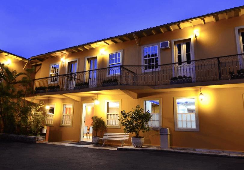 Mirante Hotel em Ouro Preto