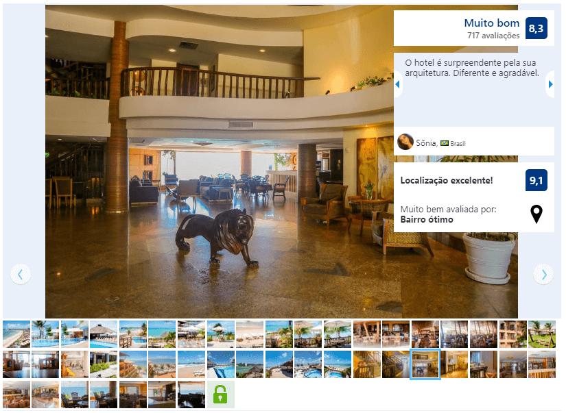 Hotéis de luxo em Natal: Avaliação do Rifoles Praia Hotel e Resort