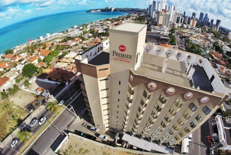 Hotéis de luxo em Natal: Best Western Premier Majestic Ponta Negra Beach