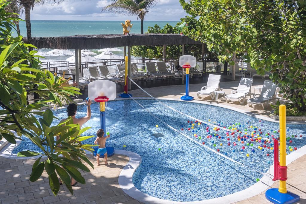 Hotéis de luxo em Natal: Área de lazer do Serhs Natal Grand Hotel