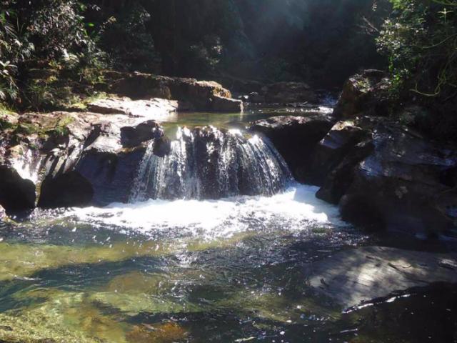 Cachoeira das Andorinhas em Ouro Preto