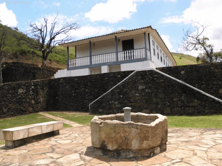 Casa dos Inconfidentes em Ouro Preto