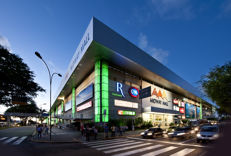Shopping Midway Mall em Natal