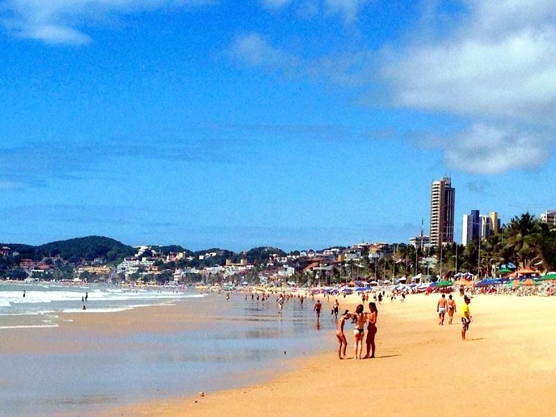 Melhores praias em Natal