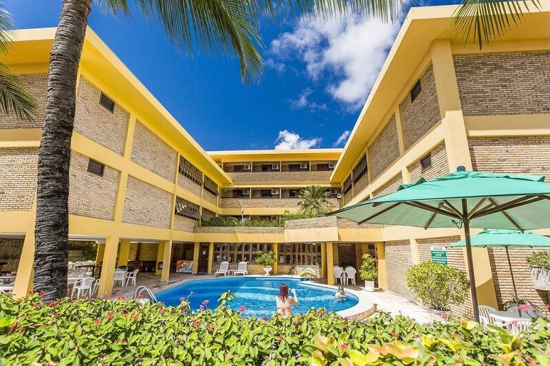 Hotel Pizzato Praia em Natal
