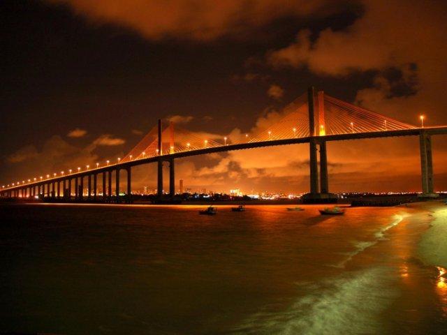 Ponte Newton Navarro em Natal