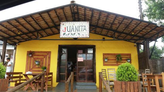 Visita aos restaurantes de Bonito