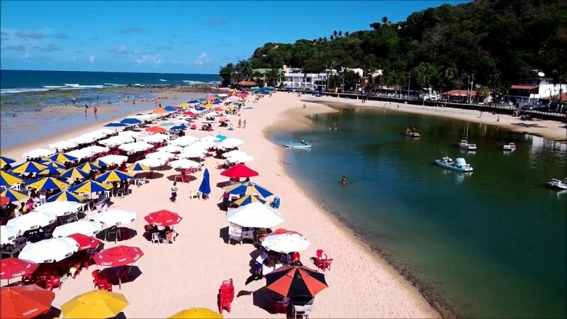 Réveillon na Praia da Pipa em Natal
